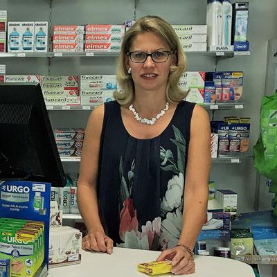 Pascaline Dehay, docteur en Pharmacie